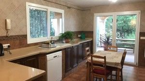 House with garden, pool and incredibles views-kitchen-window